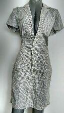 Genuine Vintage DIESEL Shirt style Dress size S short sleeve --MINT--