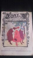 Rivista Jeans Che Rit N° 323 1907 Giornale Illustre che Appaiono Il Venerdì ABE
