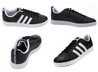 Adidas Neo Mens VS ADVANTAGE Trainers Casual Black Shoes