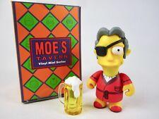 "Kidrobot The Simpsons Moe's Tavern 3"" Vinyl Mini Figure Dr. Tad Winslow 2/24"