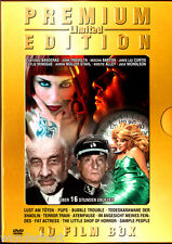 "DVD - "" 10 Film BOX -- Lust am Töten & Bubble Trouble & Terror Train & 7 weitere"
