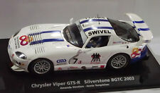 Chrysler Viper GTS Silverstone BGTC 2003  Fly 1/32