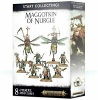 WARHAMMER AGE OF SIGMAR - START COLLECTING! MAGGOTKIN OF NURGLE