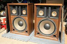 Vintage SANSUI SP-3500 4 Way 6 Speakers Speaker Pair