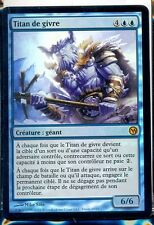 MAGIC  1 CARTE PROMO FOIL TITAN DE GIVRE