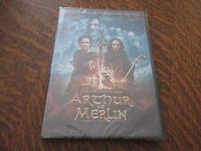dvd la legende renait arthur et merlin