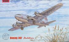 Boeing 307 Stratoliner (Plastic model kit) 1/144 Roden RN 339