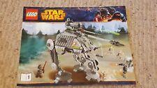 Lego Star Wars AT-AP Walker 75043 Instruction Manual 1 Only