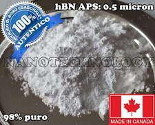 Nitruro di Boro hBN Additivo olio trattamento ceramico  Hex Boron Nitride 5 gr.