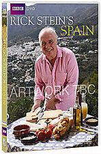 RICK STEIN'S SPAIN - DVD - REGION 2 UK