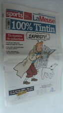 LA MEUSE 2004/008 (10/1/2004) TINTIN HERGE
