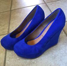 Gabriella Rocha Blue Shoes