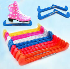 Safety Ice Hockey Figure Skate Walking Blade Guards Protector Covers Adjustable