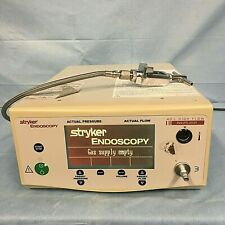 Stryker Endoscopy 0620 040 000 40l High Flow Insufflator With Co2 Attachment