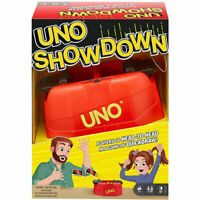 UNO Showdown Card Game A Speedy Reaction And Push The Pedal So Cards Go Flying