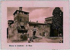 CARTOLINA d'Epoca  BERGAMO  - Romano di Lombardia : LA ROCCA