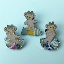 Shanghai Disney Pin SHDL Gelatoni Mystery Painter ShellieMay 3 Pins New Cute