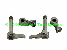 Inlet exhaust valve rocker arm set kit fits honda GX35 moteur UMK435 rotofil