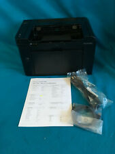 HP LaserJet Pro P1606dn Workgroup Laser Printer ONLY 6018 pages Cosmetically shy