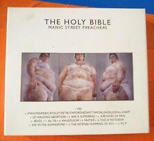Manic Street Preachers – The Holy Bible (10th Anniversary Edition) 2 X CD, DVD