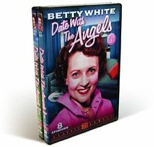 White Classics Date with The Angels Complete Volume 1 & 2 Series DVD Set TV Show