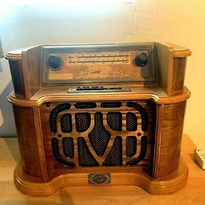 Spirit of ST. Louis Model 543.767 AM/FM Cassette Radio ~ Tested, Working