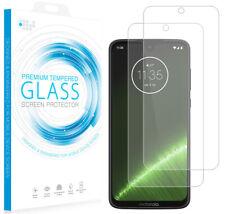 2X Tempered Glass 9H Hard Screen Protector Guard for Motorola Moto G7 (XT1962-1)