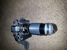 Nikon F3 Hp Slr Camera, Md-4 Motor Drive, Lenses, Filters, Tele Converter, Case