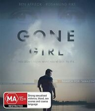 Gone Girl : NEW Blu-Ray