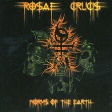 Rosae Crucis - Worms Of The Earth CD NEU OVP