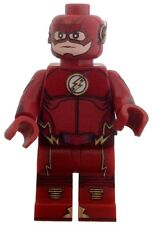 Flash Lego Minifigure Custom Printed With Free Collector Card