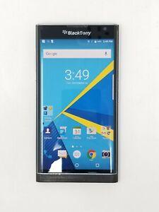 BlackBerry Priv 32GB - Black (Unlocked) - Good Condition