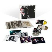 THE ROLLING STONES - STICKY FINGERS (LTD DELUXE BOXSET) 2 CD + DVD NEU