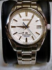 Grand Seiko Spring Drive Snowflake SBGA011 (Highly Collector's Items)