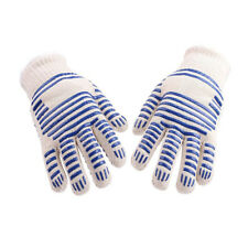 Resistant Silicone Glove New Grill Microwave Oven Mitts Kitchen Gloves DP