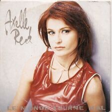 CD SINGLE 3 TITRES--AXELLE RED--LE MONDE TOURNE MAL--1995