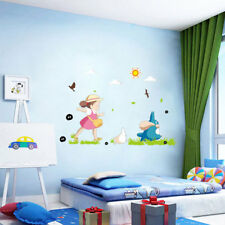 My Neighbor Totoro Wall Sticker Removable Decal Kids Room Mural Decor