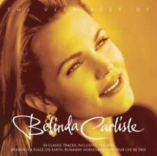 BELINDA CARLISLE (VERY BEST OF - GREATEST HITS 2CD SET SEALED + FREE POST)