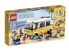 LEGO Creator Surfer VW Van 3-in-1 ~ IN HAND & READY TO SHIP - Surf Board