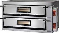 FORNO ELETTRICO PIZZA 2 CAMERE CM 72X108 TF 400 V Professionale 18000W DIGITALE