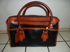 Vintage Liz Claiborne Leather Co Shoulderbag Handbag Large