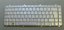 Laptop hp pavilion DV5 488590-DH1 Keyboard NORDIC SILVER