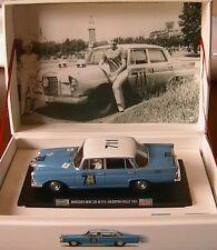 Revell Modèle Réduit - Slot Cars Mercedes Benz 220 SE 711 Argentina 1962