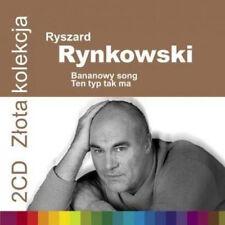 2CD RYSZARD RYNKOWSKI Złota kolekcja vol. 1 & 2
