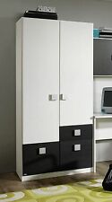 Kleiderschrank jugendzimmer weiß  Kleiderschränke für Kinder in Zimmer:Kinderzimmer | eBay