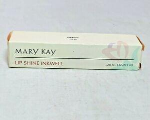 Mary Kay Lip Shine Inkwell DARING 4133 Lip Gloss NIB