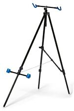 Lineaeffe Tripod System Sea fishing 2 Rod Beach Tripod Fishing Tackle 200cm