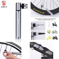 Mini Portable Bike Air Pump Presta Valve Bicycle Tire Inflator High Pressure