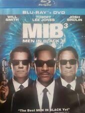 New listing Men in Black 3 (Blu-ray/Dvd, 2012, 2-Disc Set)