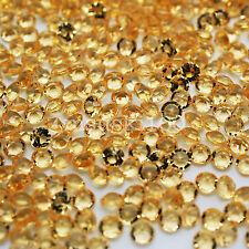 WEDDING TABLE DECORATIONS CRYSTAL DIAMOND HEART CONFETTI DIAMANTE GEMS PARTY NEW